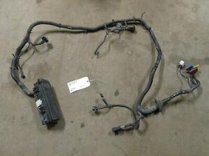 2002 jeep wrangler tj underhood wire harness with fusebox #56047040   ebay  ebay