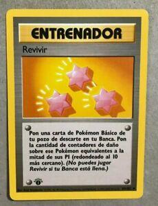 Pokemon Base Set 1 UN-COMMON Revive 89//102 NM//M Condition