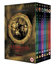 DVD:STARGATE SG1 SERIES 2 BOX SET - NEW Region 2 UK