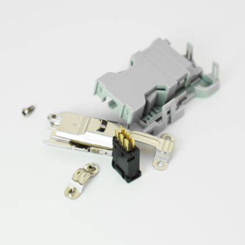 50sets 1394 Gold 6pin IEEE Male Encoder Connector Replace For Molex55100-0670