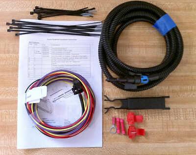 Gentex 341 Maplight Homelink Compass Temp Mirror Wiring Kit