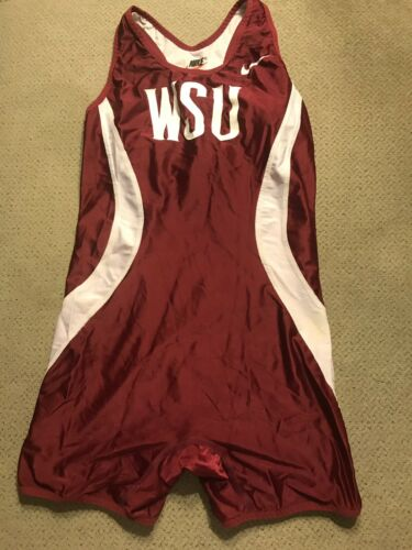 Womens Nike Pro Elite Washington State Cougars Tra