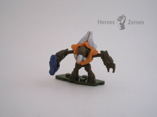 Halo Mega Construx A New Dawn Series Covenant Orange Grunt Minor with Needler