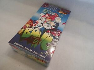 1994-Bone-Comic-Collector-Trading-Cards-48-Unopened-Pack-Box-Comic-Images-NS63