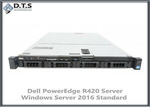 Dell-PowerEdge-R420-Server-2X-1-9GHz-E5-2420-HEX-Windows-Server-2012-R2-Standard