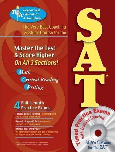 SAT PSAT ACT (College Admission) Prep: SAT : The Very Best ...