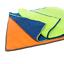 Towels 3 Pcs Microfiber Cleaning Cloth No Scratch Rag Car Polishing Detailing