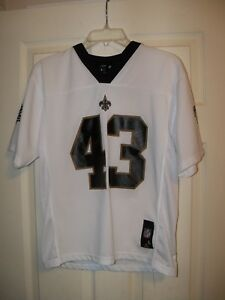 Details about NFL New Orleans Saints #43 Darren Sproles Jersey - Youth Large