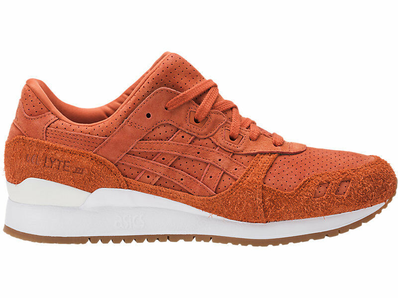{HL7X3.3030} MEN'S ASICS GEL-LYTE III SHOES SPICE ROUTE NEW