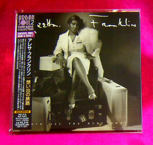 Aretha-Franklin-Love-All-the-Hurt-Away-MINI-LP-CD-JAPAN-BVCM-35280
