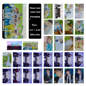 1Box-30PCS-KPOP-X1-Album-QUANTUM-LEAP-PhotoCard-Lomo-Card-Poster-Photo-card