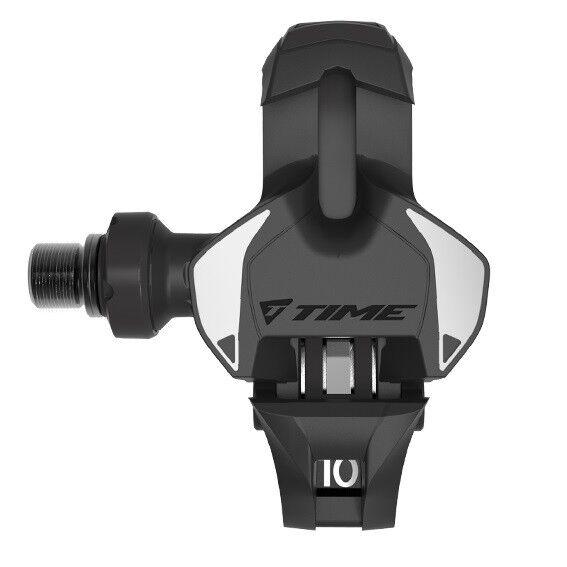 Time Xpro 10 Carbonio Strada Bicicletta Ciclismo Pedali con Tacchetti Nero