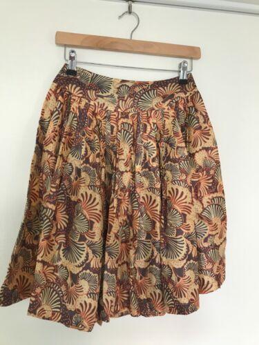 Gorman silk skirt