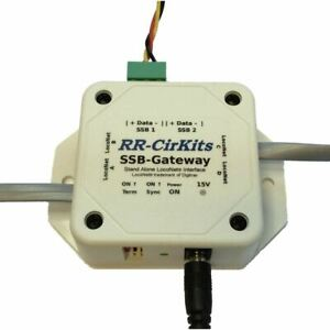 RR-CirKits-SSB-Gateway-Simple-Serial-Bus-to-LocoNet-Module