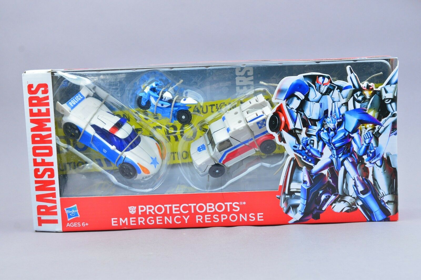 Transformers Amazon Predectobots MISB NEW Deluxe Prime repaints Ratchet & Prowl