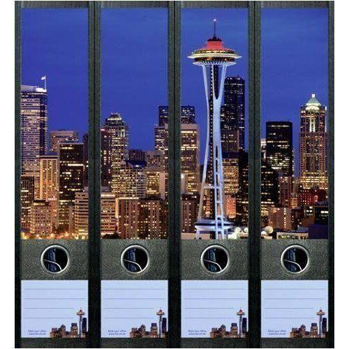 File Art 4 Design Ordner-Etiketten Seattle...................................417
