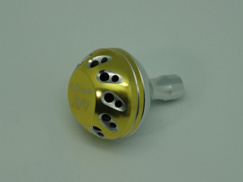 UJ RPK 40mm Knob for SHIMANO NEW Talica 8 10 12 single two speed reel PG SV SV