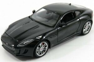 WELLY 1/24 JAGUAR | F-TYPE COUPE R 2014 | BLACK