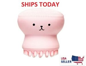 My Beauty Tool Exfoliating Jellyfish Silicon Brush SHIPS TODAY