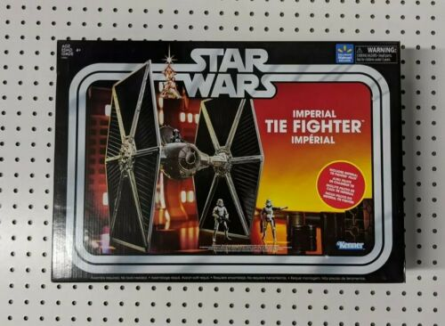 Star Wars Vintage Collection Imperial TIE Fighter véhicule Walmart Exclusive *