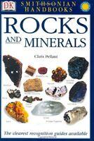 Smithsonian Handbooks: Rocks And Minerals (smithsonian Handbooks) By Chris Pella on sale