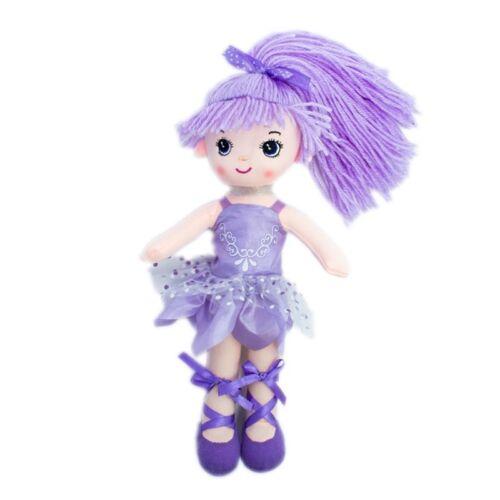 7 Colors Mini Ballerina Dolls For Girls 30CM Princess Soft Stuffed Gift Toys