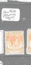 MALAYA STRAITS SETTLEMENTS (P1804B) SG 294  MNH