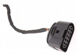 s l300 headlight wiring plug pigtail 06 10 vw passat b6 halogen head lamp