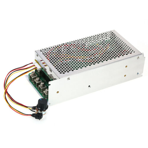 DC10V-50V 200A Programmable PWM Reversible Regulator Motor Speed Controller N3S5