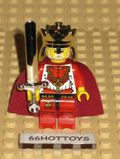 LEGO Kingdoms 7188 King Minifigure New