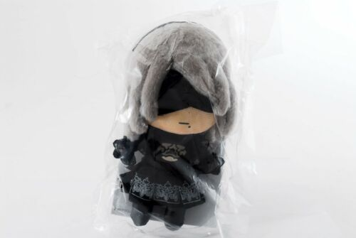 Nier Automata 2B Yorgha No 2 B type mini plush toy NEW F//S