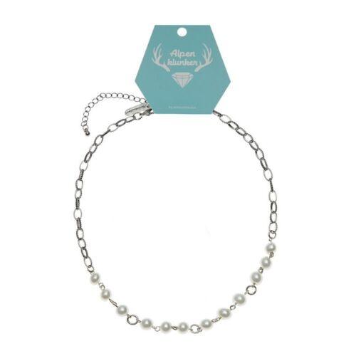 Cadena para Charms Trachten cadena perlas DIY alpenklunker
