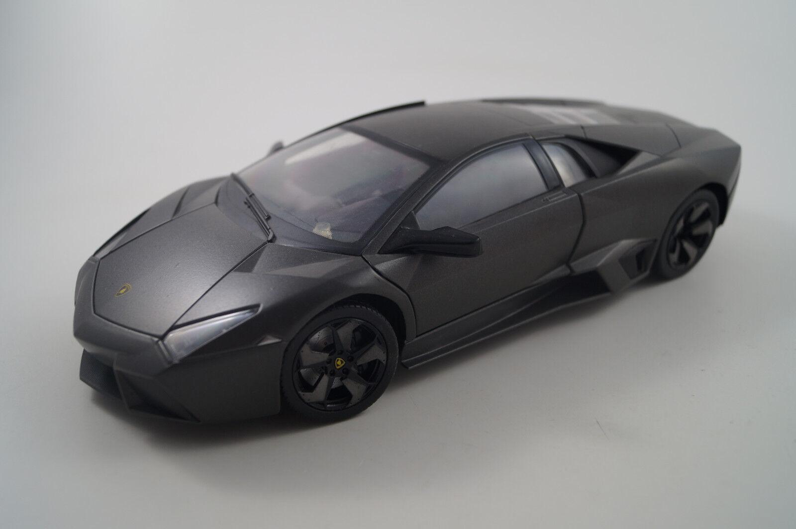 Mondo Mondo Mondo motors coche modelo 1 18 Lamborghini reventon 655d50