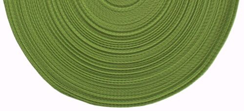 1,4mm dick 0,57€//m 3 Meter Gurtband 1,5cm 15mm breit