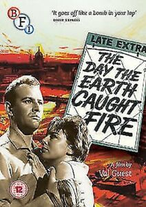 The Day The Earth Caught Fire DVD Nuovo DVD (BFIV2009)