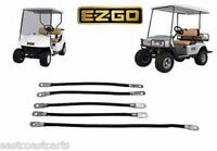 Ezgo Golf Cart 2 Gauge Battery Cable Set