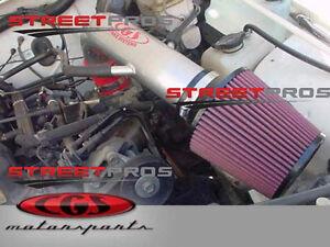 K/&N Filter 91-95 Wrangler For 91-95 Jeep Wrangler 2.5 4.0 L4 I6 Long Air Intake