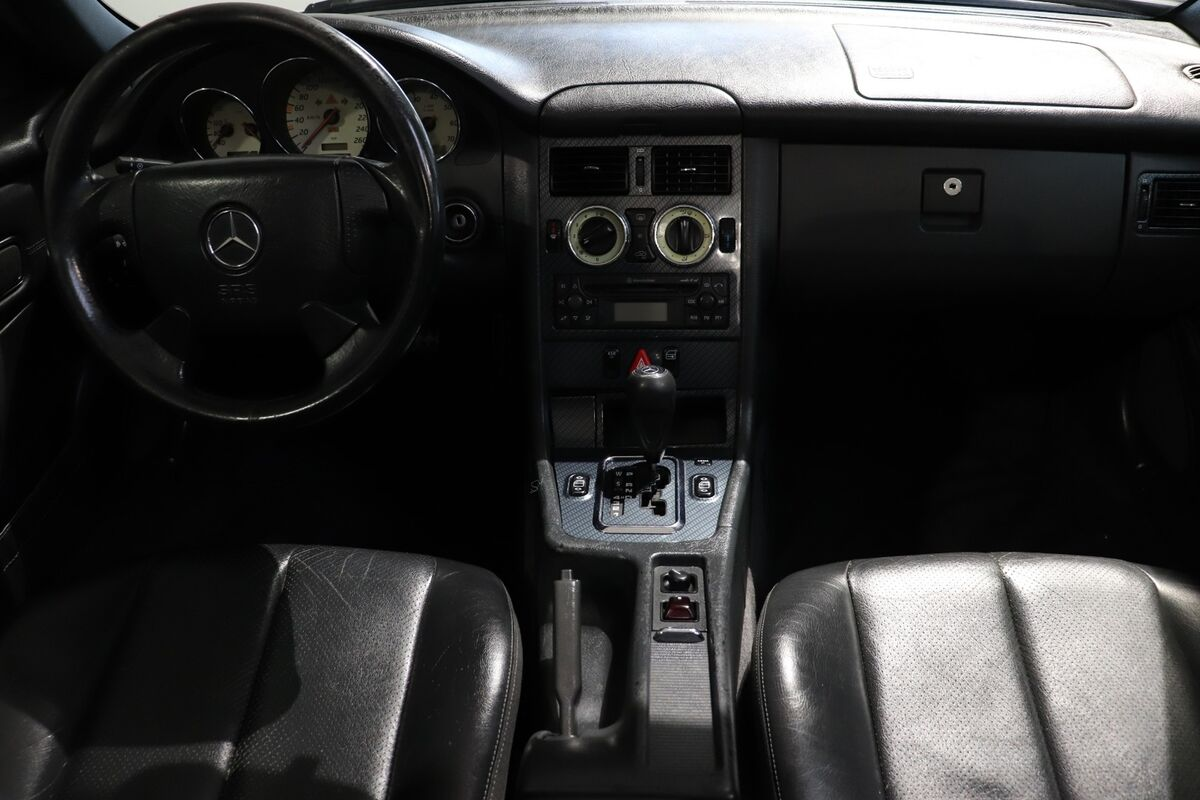 Mercedes SLK230 2,3 Komp. aut.
