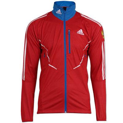 adidas Herren Gore Athleten Jacke Outdoor Russia Biathlon Running Wintersport | eBay