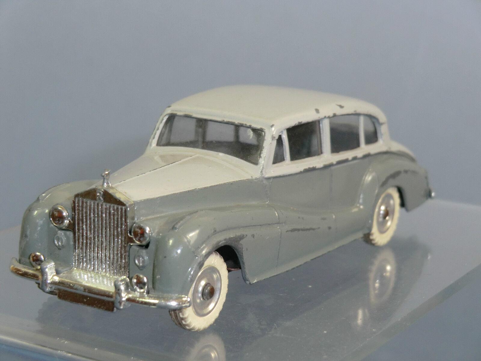 tienda de venta en línea Dinky Juguetes Modelo No.150 Rolls Royce Plata IRA IRA IRA  connotación de lujo discreta