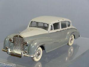 Dinky Toys Modèle No.150 Rolls Royce Silver Wrath