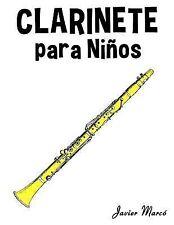 Clarinete para Niños : Música Clásica, Villancicos de Navidad, Canciones...