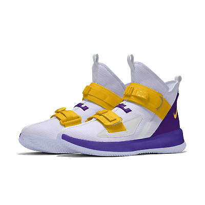 nike lebron soldier 13 lakers