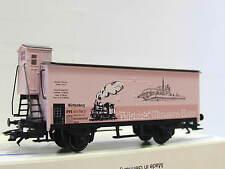 Märklin H0 ged. Güterwagen m.Brhs. Härtsfeld Museum Bahn Württemberg OVP (Z2518)