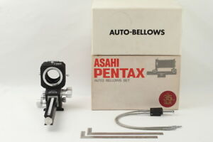 MINT-in-Box-Asahi-Pentax-Auto-Bellows-Set-Scale-Release-for-35mm-SLR-from-Japan