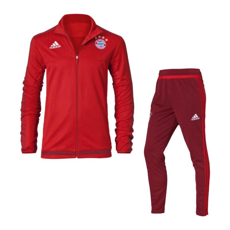 Adidas Bayern Munich [ Talla XL XXL   3xl ] Chándal Chándal Nuevo y Emb. Orig.