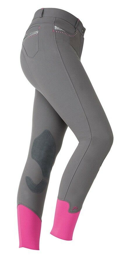 Shires Equestrian Performance Women's Bloomsbury Knee Patch Breeches