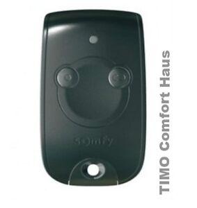 somfy keytis 2 rts ns 2 kanal handsender fernbedienung. Black Bedroom Furniture Sets. Home Design Ideas