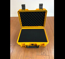 Waterproof Hard Case Abs Carry Tool Box Storage Outdoor Camera Case With Sponge
