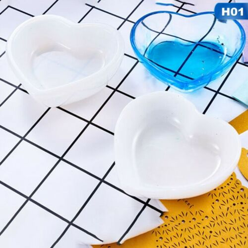 200 Silicone Resin Mold for DIY Jewelry Pendant Making Tool Mould Handmade t #l